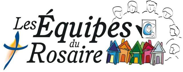 logo Équipes du Rosaire